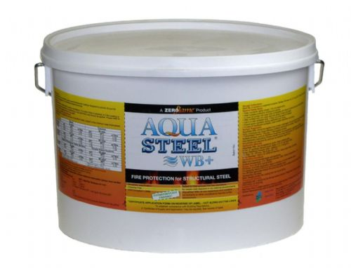 AQUA STEEL FIRE PROTECTION PAINT 2.5ltr